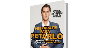 Albert Rivera publica un libro de coaching