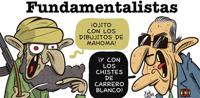 ¡Fundamentalistas! ¡Fundamentalistas everywhere!