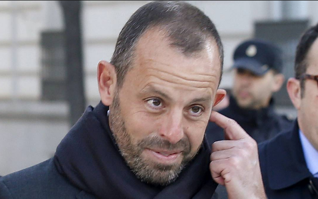 Sandro Rosell Soto del Real