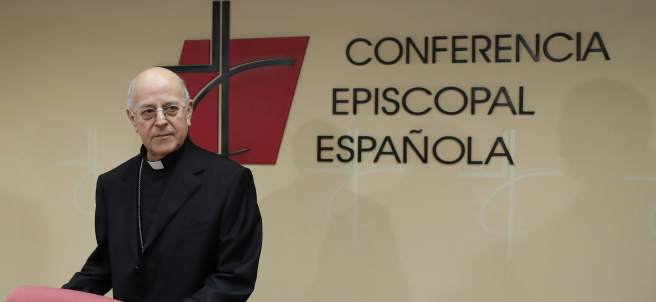 Cañizares en la Conferencia Episcopal