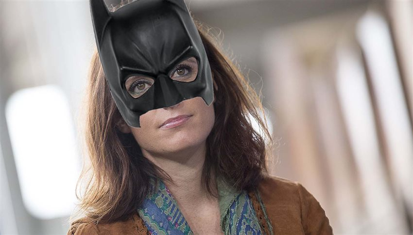 andrea levy batman