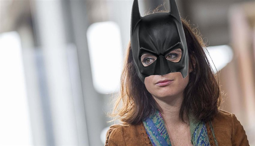 andrea levy2 batman