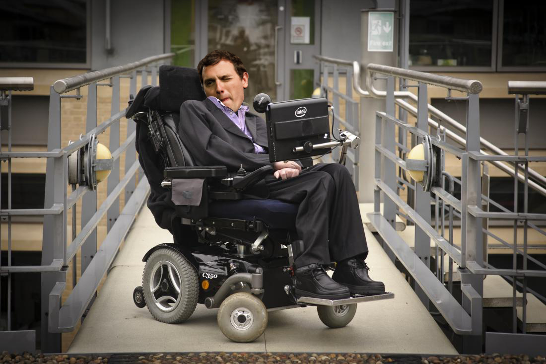 Albert Rivera Stephen Hawking