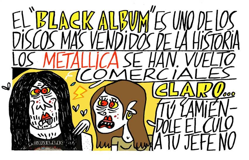 Metallica: el Black Album