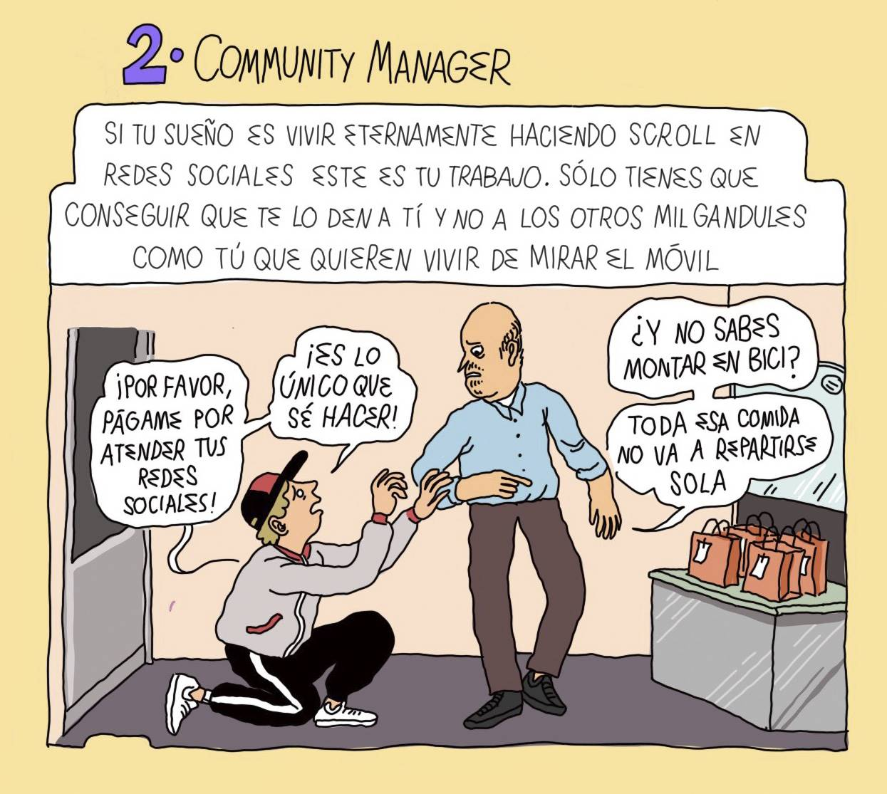 2. Community Manager