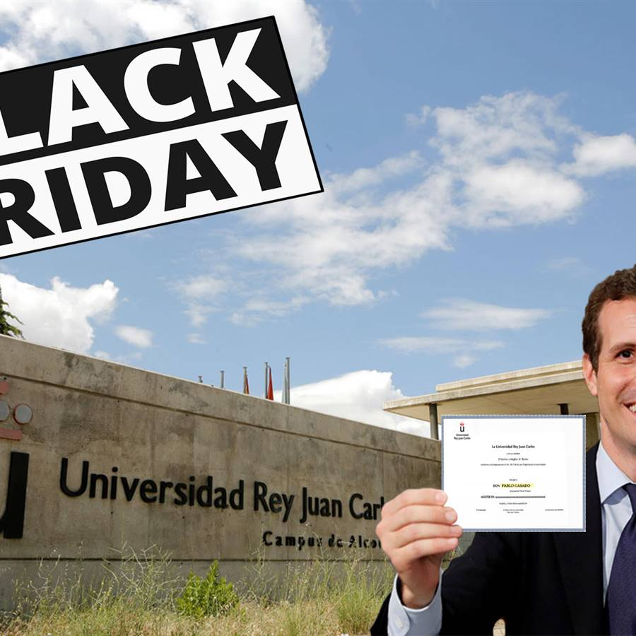 Black Friday URJC