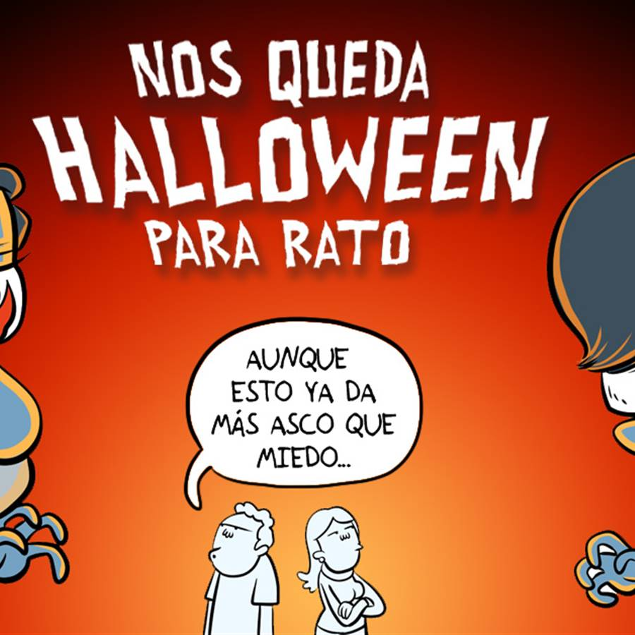 post halloween procés
