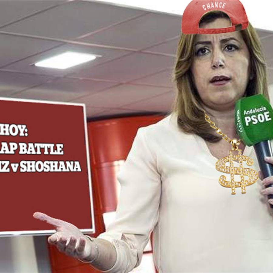 susana díaz rap battle