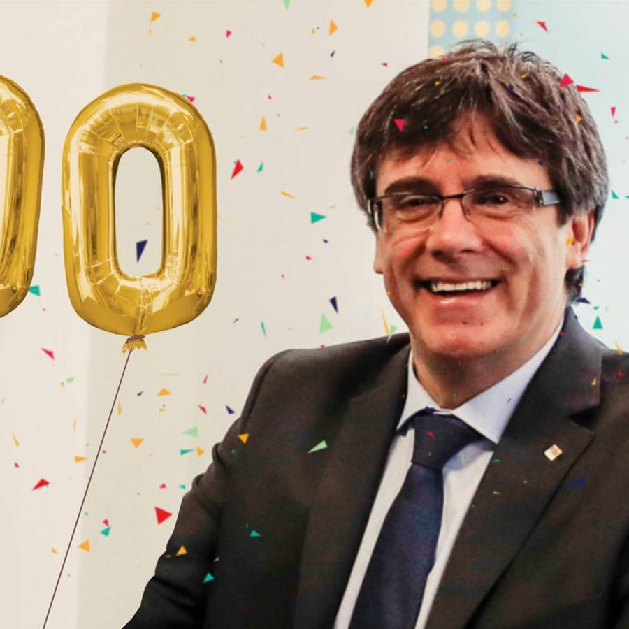 puigdemont regresa